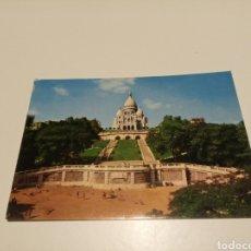 Postales: PARIS BASÍLICA. Lote 183340775