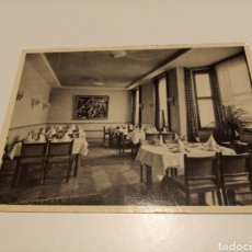 Postales: HOTEL RESTAURANT ALEMANIA. Lote 183341022