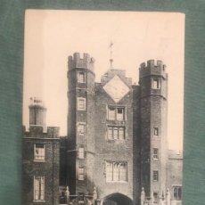 Postales: CIRCULADA EN ESPAÑA 14 NOV 1919 - ST JAMES PALACE - LONDON. Lote 183432767