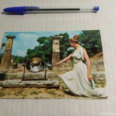 Postales: GRECIA OLIMPIADAS. Lote 183525966