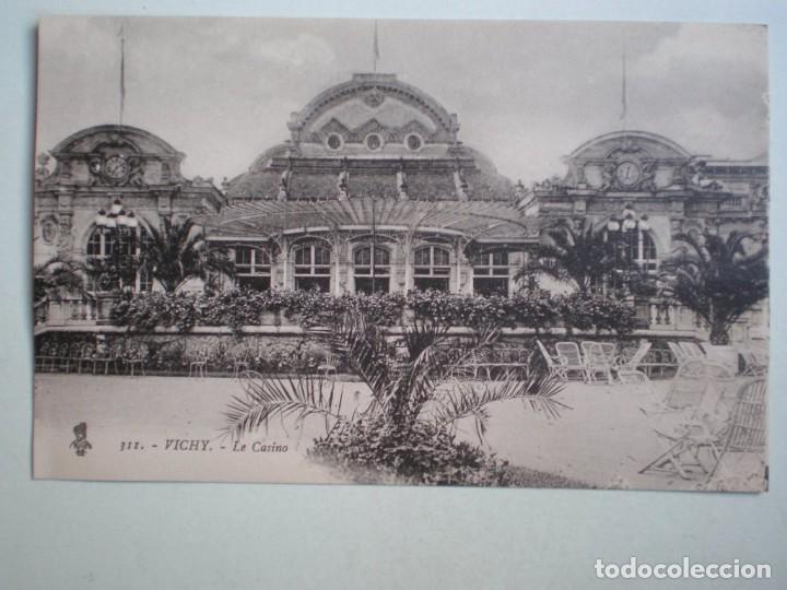 Postales: VICHY FRANCIA LOTE 24 POSTALES MUY ANTIGUAS ANIMADAS - VER TODAS IMÁGENES- - Foto 3 - 183627351