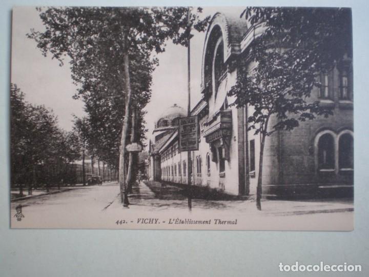 Postales: VICHY FRANCIA LOTE 24 POSTALES MUY ANTIGUAS ANIMADAS - VER TODAS IMÁGENES- - Foto 4 - 183627351