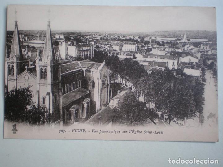 Postales: VICHY FRANCIA LOTE 24 POSTALES MUY ANTIGUAS ANIMADAS - VER TODAS IMÁGENES- - Foto 5 - 183627351