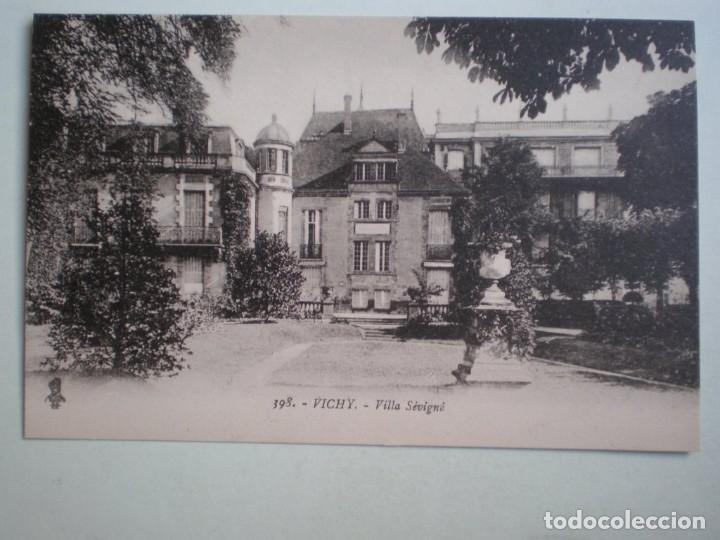 Postales: VICHY FRANCIA LOTE 24 POSTALES MUY ANTIGUAS ANIMADAS - VER TODAS IMÁGENES- - Foto 7 - 183627351