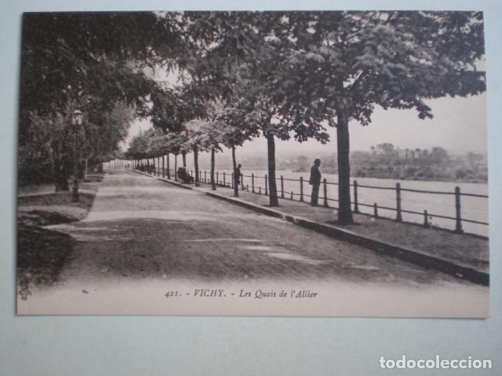 Postales: VICHY FRANCIA LOTE 24 POSTALES MUY ANTIGUAS ANIMADAS - VER TODAS IMÁGENES- - Foto 8 - 183627351