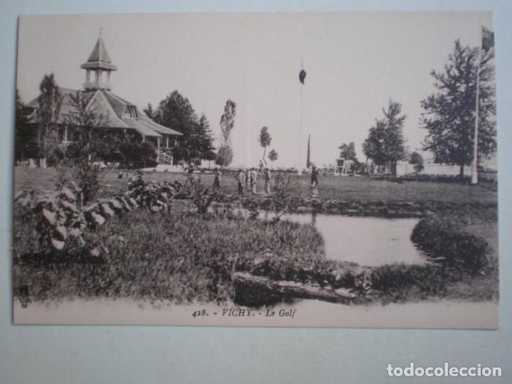 Postales: VICHY FRANCIA LOTE 24 POSTALES MUY ANTIGUAS ANIMADAS - VER TODAS IMÁGENES- - Foto 9 - 183627351