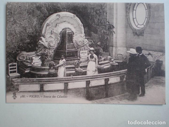 Postales: VICHY FRANCIA LOTE 24 POSTALES MUY ANTIGUAS ANIMADAS - VER TODAS IMÁGENES- - Foto 10 - 183627351