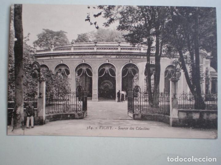 Postales: VICHY FRANCIA LOTE 24 POSTALES MUY ANTIGUAS ANIMADAS - VER TODAS IMÁGENES- - Foto 11 - 183627351