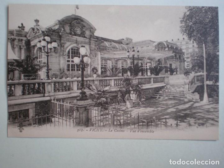 Postales: VICHY FRANCIA LOTE 24 POSTALES MUY ANTIGUAS ANIMADAS - VER TODAS IMÁGENES- - Foto 12 - 183627351