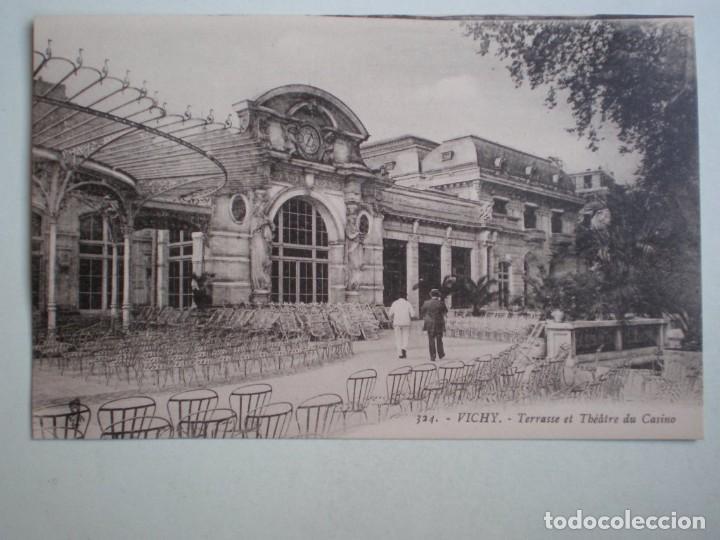 Postales: VICHY FRANCIA LOTE 24 POSTALES MUY ANTIGUAS ANIMADAS - VER TODAS IMÁGENES- - Foto 14 - 183627351