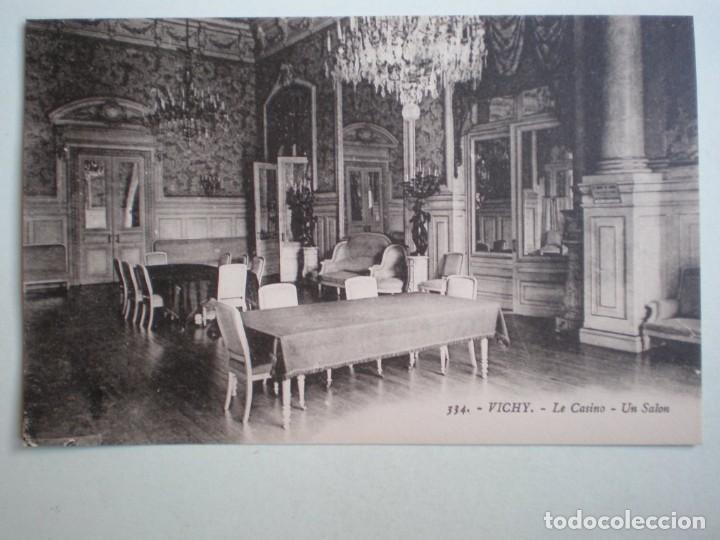 Postales: VICHY FRANCIA LOTE 24 POSTALES MUY ANTIGUAS ANIMADAS - VER TODAS IMÁGENES- - Foto 15 - 183627351