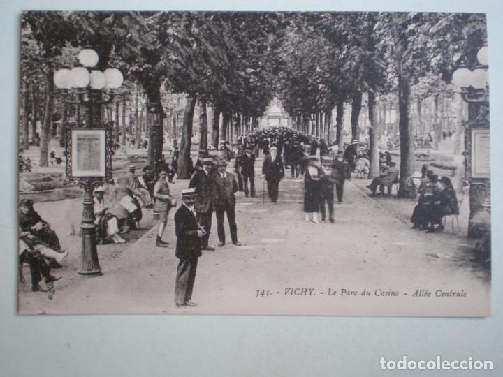 Postales: VICHY FRANCIA LOTE 24 POSTALES MUY ANTIGUAS ANIMADAS - VER TODAS IMÁGENES- - Foto 18 - 183627351