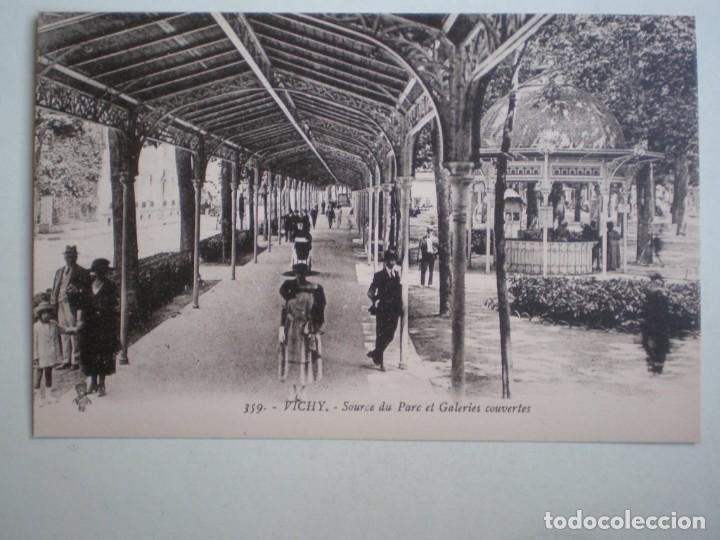 Postales: VICHY FRANCIA LOTE 24 POSTALES MUY ANTIGUAS ANIMADAS - VER TODAS IMÁGENES- - Foto 19 - 183627351