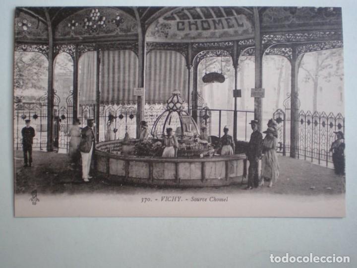 Postales: VICHY FRANCIA LOTE 24 POSTALES MUY ANTIGUAS ANIMADAS - VER TODAS IMÁGENES- - Foto 21 - 183627351