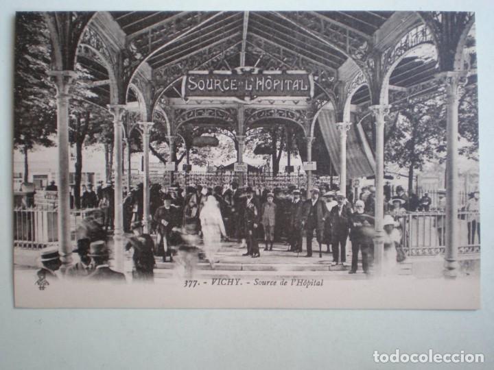 Postales: VICHY FRANCIA LOTE 24 POSTALES MUY ANTIGUAS ANIMADAS - VER TODAS IMÁGENES- - Foto 22 - 183627351