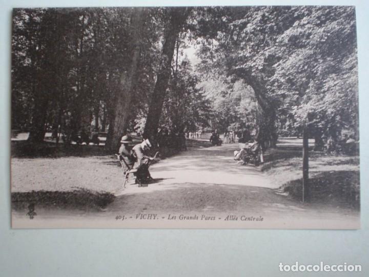 Postales: VICHY FRANCIA LOTE 24 POSTALES MUY ANTIGUAS ANIMADAS - VER TODAS IMÁGENES- - Foto 23 - 183627351