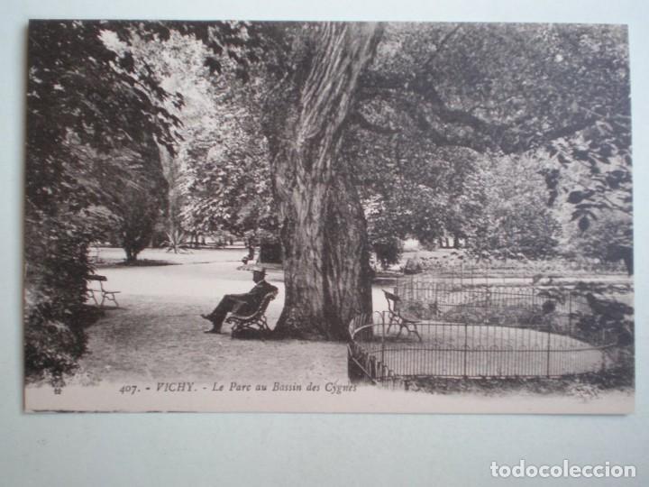 Postales: VICHY FRANCIA LOTE 24 POSTALES MUY ANTIGUAS ANIMADAS - VER TODAS IMÁGENES- - Foto 24 - 183627351