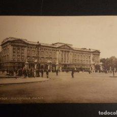 Postales: LONDRES BUCKINGHAM PALACE. Lote 183711472