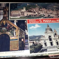 Postales: Nº 33482 POSTAL ITALIA ASSISI. Lote 183963191