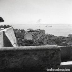 Postales: NEGATIVO PORTUGAL LISBOA 1966 KODAK 55MM GRAN FORMATO FOTO NEGATIVE PHOTO LISBON. Lote 184199033
