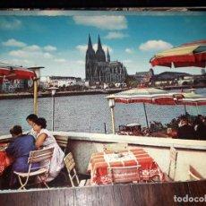 Postales: Nº 33644 POSTAL ALEMANIA KOLN RHEIN UND DOM. Lote 184340366