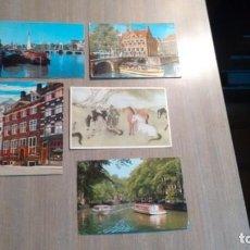 Postales: POSTALES HOLANDA - TOTAL 10 -. Lote 184925655
