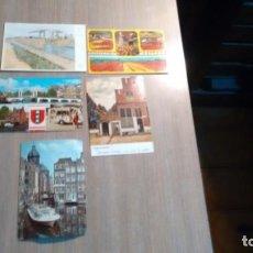Postales: POSTALES HOLANDA - TOTAL 10 -. Lote 184925835