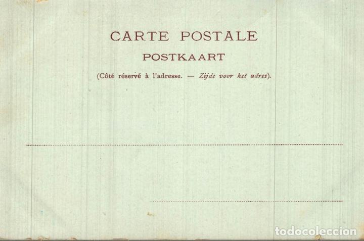 Postales: ANVERS ANTWERPEN SOUVENIR DANVERS HOTEL PSCHORR - Foto 2 - 185659135