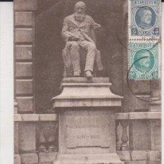 Postales: 1924 ANVERS ANTWERPEN ANVERS ANTWERPEN HENRI CONSCIENCE HENDRIK. Lote 185712168