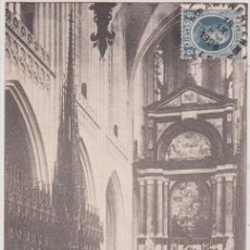 Postales: ANVERS ANTWERPEN CPA ANVERS CATHEDRALE LA CHAIRE. Lote 185712268
