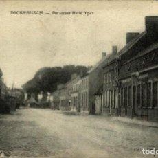 Postales: DIKKEBUS DICKEBUSCH - DE STRAAT BELLE YPER. Lote 185713100