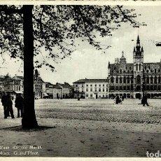 Postales: SINT NIKLAAS WAAS GROOTE MARKT. Lote 185714048