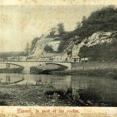 Postales: ESNEUX LE PONT ET LES ROCHES. Lote 185717578