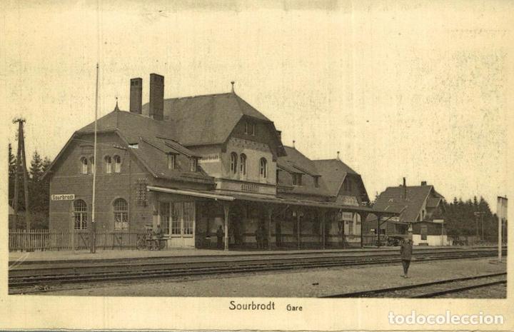 SOURBRODT - LA GARE (Postales - Postales Extranjero - Europa)