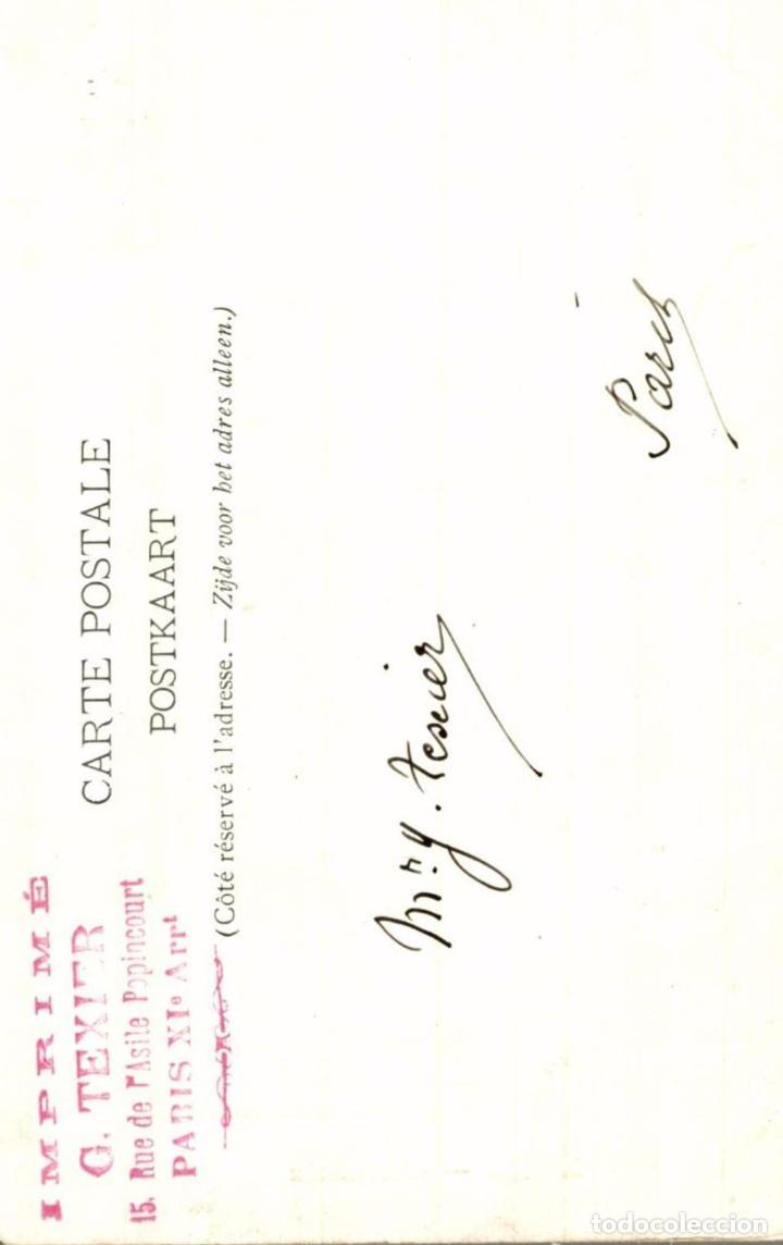 Postales: 1903 MONS L´ATHENEE - Foto 2 - 185717995
