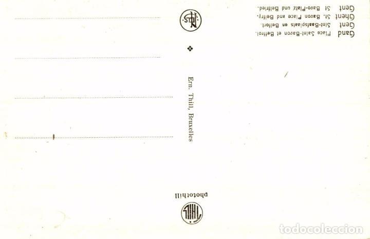 Postales: GENT SINT BAAFSPLAATS EN BELFORD - Foto 2 - 185718062
