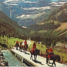 Cartes Postales: FRANCIA, GAVARNIE, RETORNO DEL CIRQUE – ED. DINO Nº 753E – S/C. Lote 185899817