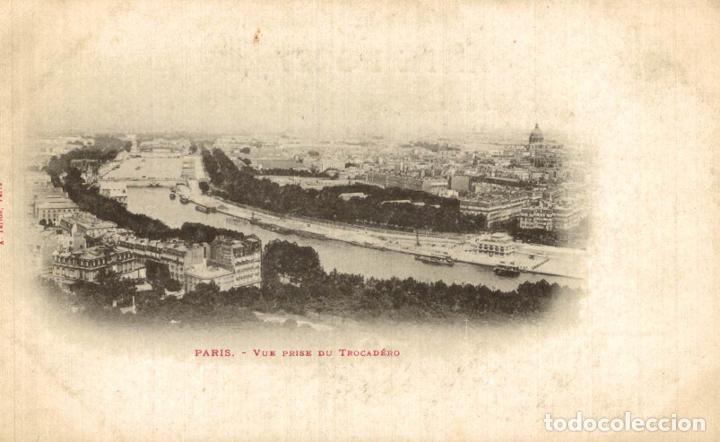 PARIS. FRANCIA FRANCE FRANKREICH (Postales - Postales Extranjero - Europa)