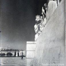 Postales: NEGATIVO PORTUGAL LISBOA 1966 KODAK 55MM GRAN FORMATO NEGATIVE PHOTO FOTO LISBON . Lote 186077832