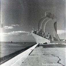Postales: NEGATIVO PORTUGAL LISBOA 1966 KODAK 55MM GRAN FORMATO NEGATIVE PHOTO FOTO LISBON TAJO. Lote 186079181