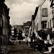 Postales: RIQUEWIHR GRAND RUE FRANCIA FRANCE FRANKREICH. Lote 186144528