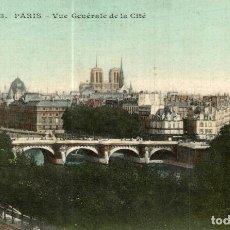 Postales: PARIS FRANCIA FRANCE FRANKREICH. Lote 186184217