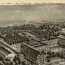 Postales: PARIS FRANCIA FRANCE FRANKREICH. Lote 186184441