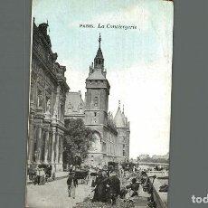 Postales: PARIS, FRANCIA FRANCE FRANKREICH. Lote 186184947