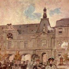 Postales: PARIS, FRANCIA FRANCE FRANKREICH. Lote 186185312
