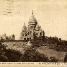 Postales: PARIS FRANCIA FRANCE FRANKREICH. Lote 186185718