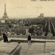 Postales: PARIS FRANCIA FRANCE FRANKREICH. Lote 186185850