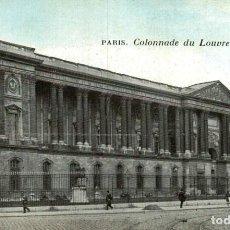 Postales: PARIS FRANCIA FRANCE FRANKREICH. Lote 186185990
