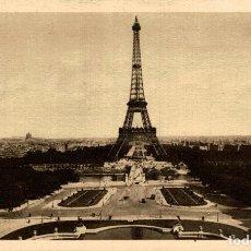 Postales: PARIS FRANCIA FRANCE FRANKREICH. Lote 186186003