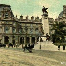 Postales: PARIS FRANCIA FRANCE FRANKREICH. Lote 186186048